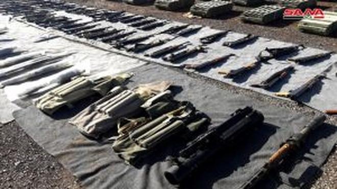 Mẻ lưới lớn vũ khí mà quân đội Syria vừa tịch thu có gì đặc biệt? - Ảnh 4.