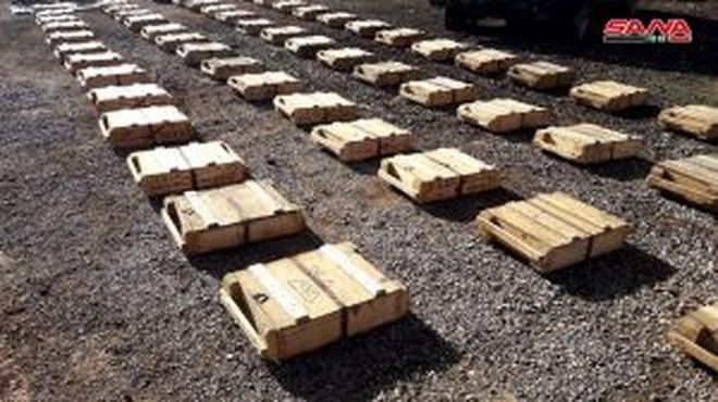 Mẻ lưới lớn vũ khí mà quân đội Syria vừa tịch thu có gì đặc biệt? - Ảnh 5.
