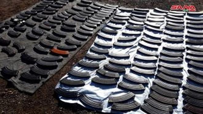 Mẻ lưới lớn vũ khí mà quân đội Syria vừa tịch thu có gì đặc biệt? - Ảnh 6.