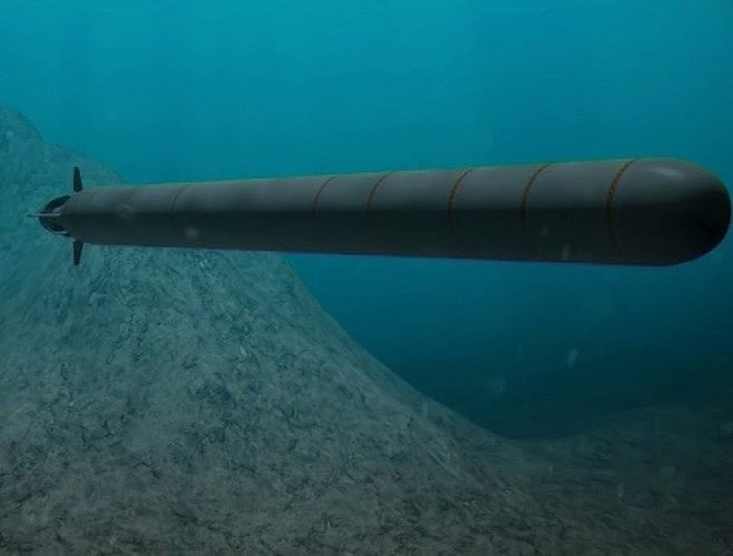 [ẢNH] NATO hốt hoảng khi Nga công bố số lượng ngư lôi hạt nhân Poseidon sắp trực chiến - Ảnh 9.
