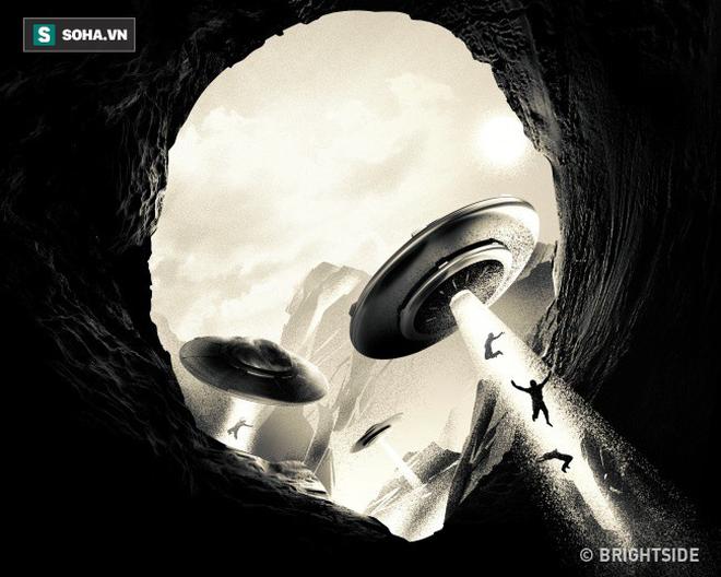 Hình ảnh người ngoài hành tinh tiết lộ trạng thái tâm lý của bạn - Ảnh 1.