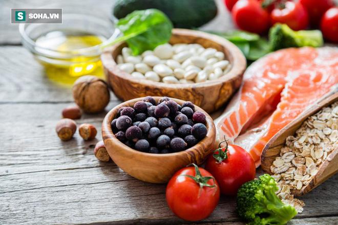 Bí quyết sống thọ khỏe mạnh: Duy trì 4 nguyên tắc ăn uống cốt lõi, bệnh tật sẽ rời xa bạn - Ảnh 1.