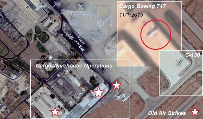 Israel tấn công Syria: Máy bay Iran thoát khỏi lưỡi hái tử thần trong gang tấc! - Ảnh 1.