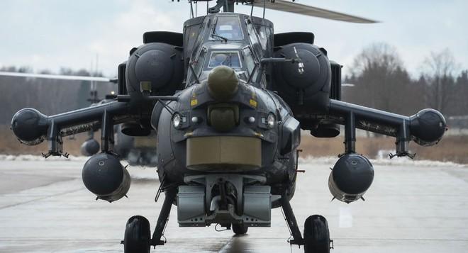 Sau khi thử lửa ở Syria, Thợ săn đêm mới của Nga có qua mặt được sát thủ Apache của Mỹ? - Ảnh 1.