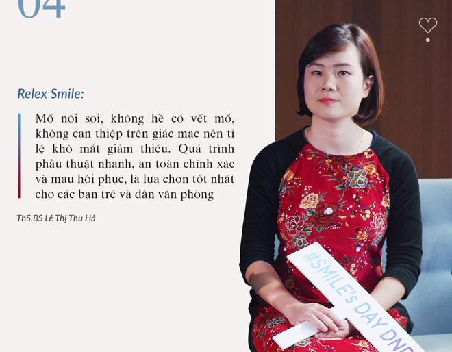 Giải đáp phẫu thuật cận thị từ A-Zcùng chuyên gia của Bệnh viện Mắt Quốc tế DND - Ảnh 4.