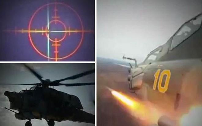 """Sau khi thử lửa ở Syria, """"Thợ săn đêm"""" mới của Nga có qua mặt được sát thủ Apache của Mỹ?"""