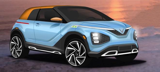 VinFast ra tiếp 7 mẫu xe phổ thông, trưng cầu ý kiến khách hàng về thiết kế - Ảnh 1.
