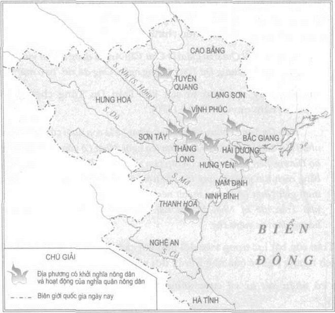 Nhà Trần đi dần đến hồi kết, khởi nghĩa nông dân liên tiếp nổ ra khắp nơi - Ảnh 2.