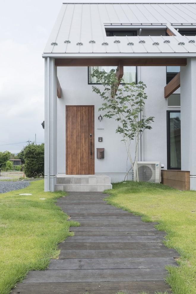Ngôi nhà cấp 4 ở Nhật có mái hiên rộng để che nắng mưa, cảm nhận vị ấm của hạnh phúc gia đình - Ảnh 5.