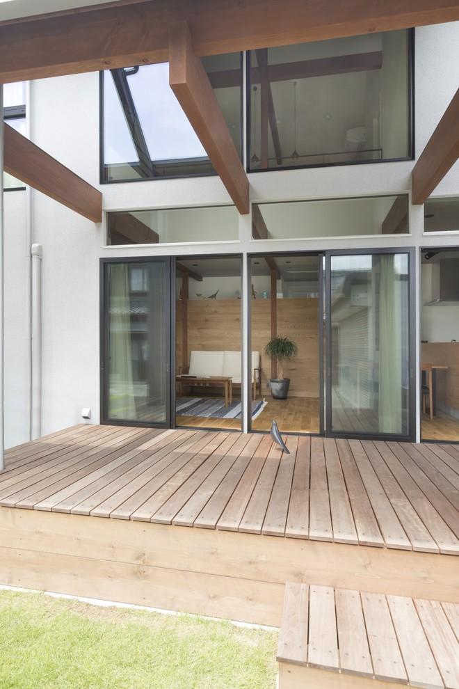 Ngôi nhà cấp 4 ở Nhật có mái hiên rộng để che nắng mưa, cảm nhận vị ấm của hạnh phúc gia đình - Ảnh 7.