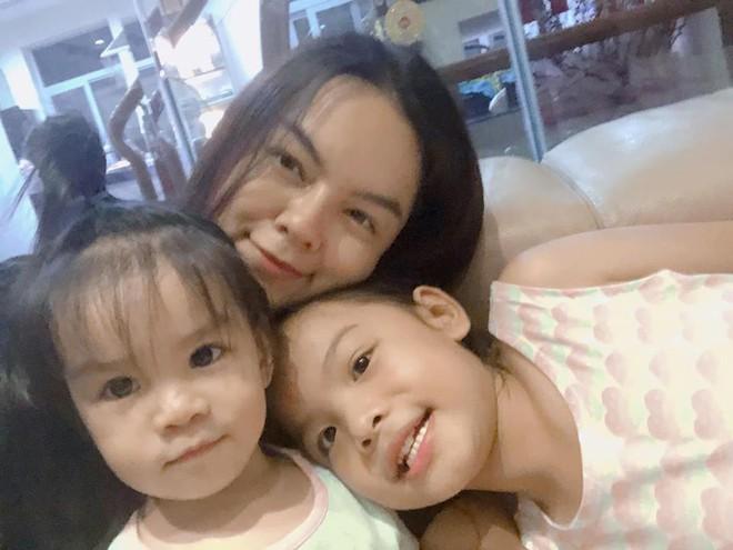 Cuộc sống của 3 mẹ con Phạm Quỳnh Anh sau đổ vỡ - Ảnh 8.