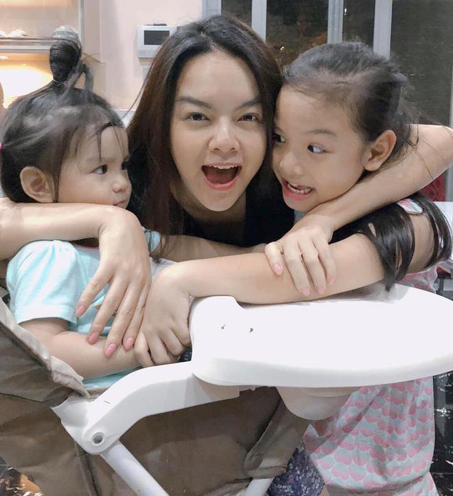 Cuộc sống của 3 mẹ con Phạm Quỳnh Anh sau đổ vỡ - Ảnh 7.