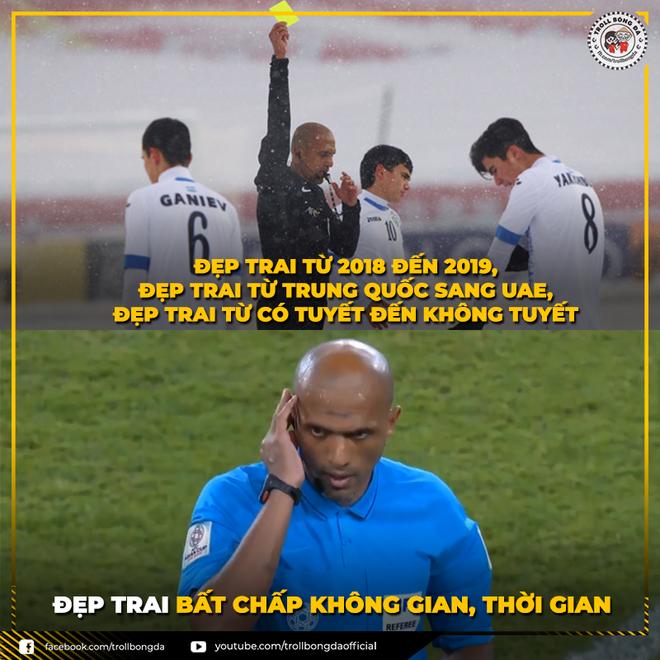 Trọng tài người Oman và những điều quá đặc biệt được nhận từ người Việt sau trận đấu với Yemen - Ảnh 1.