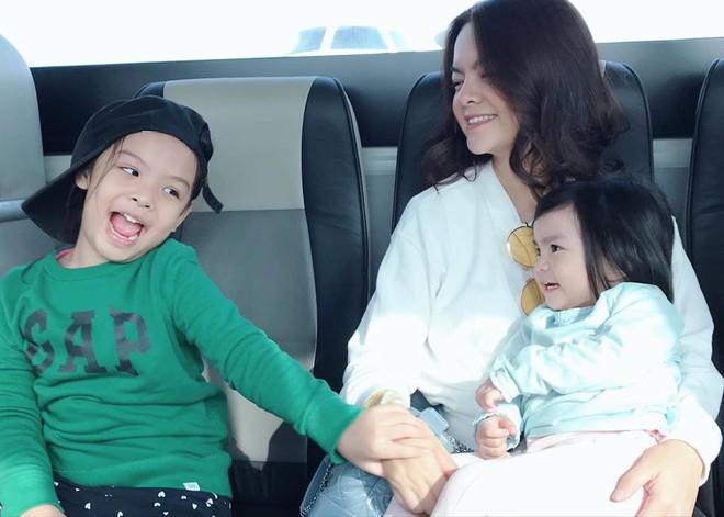 Cuộc sống của 3 mẹ con Phạm Quỳnh Anh sau đổ vỡ - Ảnh 3.
