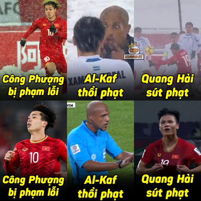 Trọng tài người Oman và những điều quá đặc biệt được nhận từ người Việt sau trận đấu với Yemen - Ảnh 3.