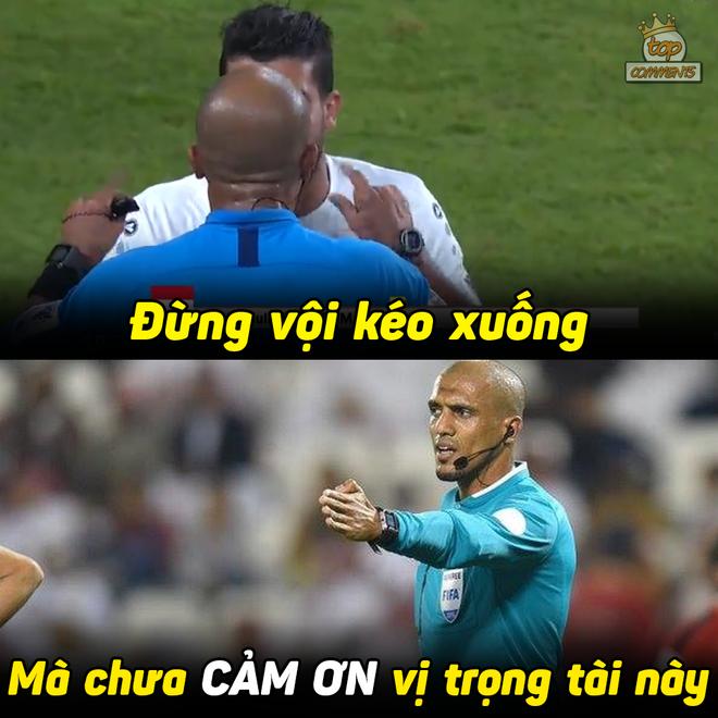 Trọng tài người Oman và những điều quá đặc biệt được nhận từ người Việt sau trận đấu với Yemen - Ảnh 4.