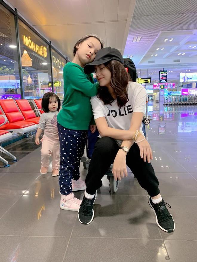 Cuộc sống của 3 mẹ con Phạm Quỳnh Anh sau đổ vỡ - Ảnh 6.