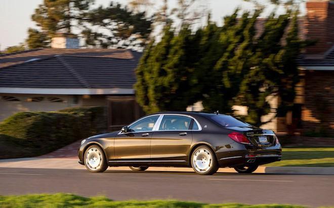 Mẫu ô tô này vừa được Mercedes-Benz tăng giá 400 triệu đồng