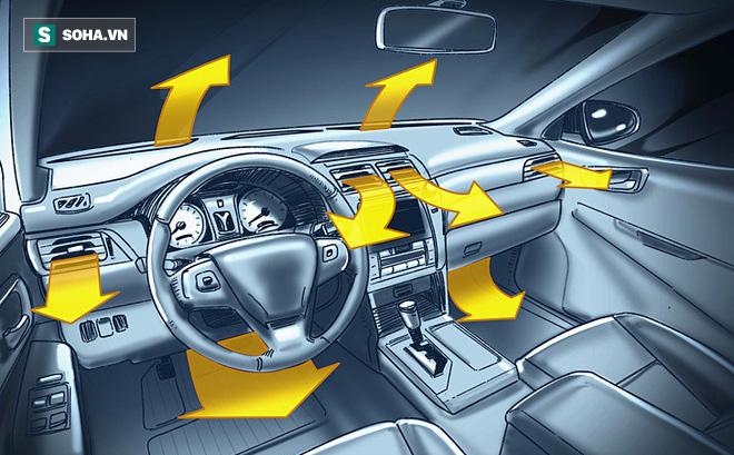 Vội vàng mở điều hòa ngay khi lên ô tô - sai lầm nhiều tài xế mắc phải: Đâu là giải pháp?