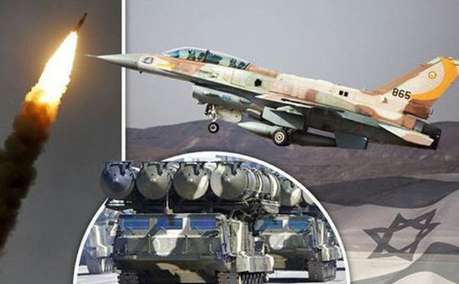 Israel tấn công Syria: Tên lửa S-300 đầu hàng và nuốt hận trong im lặng? - Ảnh 2.