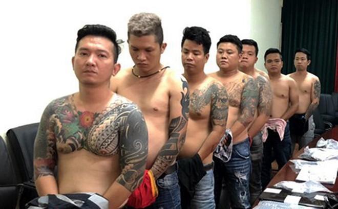 """Bộ công an khởi tố, bắt tạm giam giang hồ khét tiếng Vũ """"Bông Hồng"""" ở Sài Gòn"""