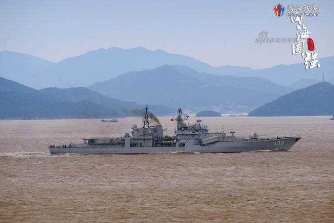Vai trò mới của khu trục hạm Sovremenny Trung Quốc khiến Nga phải sửng sốt? - Ảnh 1.