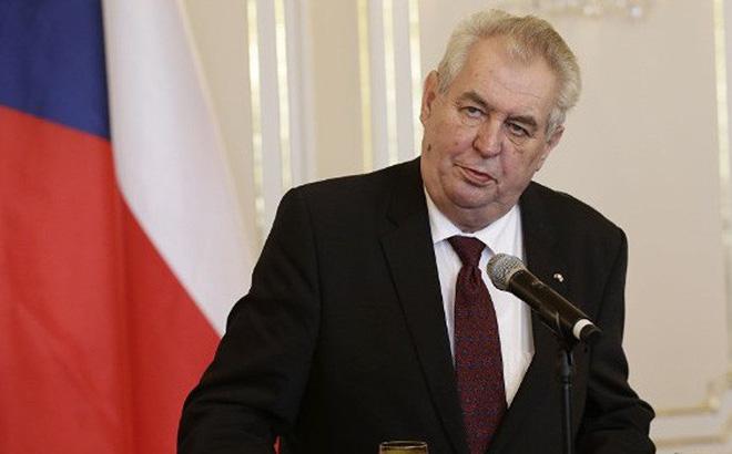 Tổng thống Cộng hòa Séc bày tỏ thiện chí với Huawei