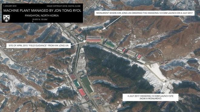 Vén màn mạng lưới nhà máy bí mật của Triều Tiên - Ảnh 2.