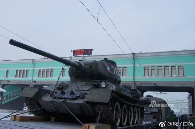 Việt Nam có nên học tập Lào đổi SU-100 lấy xe tăng hiện đại? - Ảnh 1.