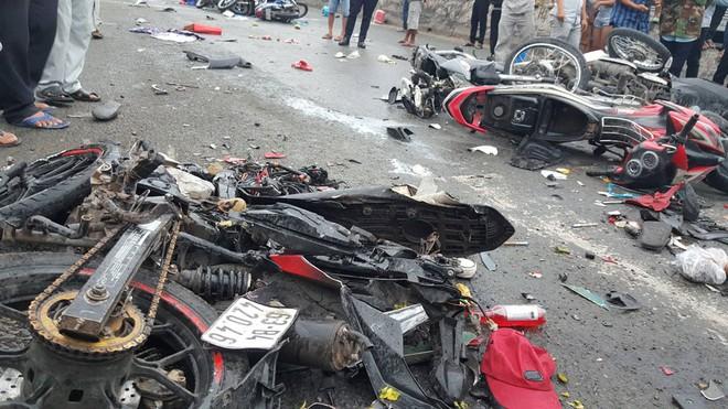 6 người chết, ít nhất 23 người bị thương trong 5 ngày ở tỉnh Long An - Ảnh 1.