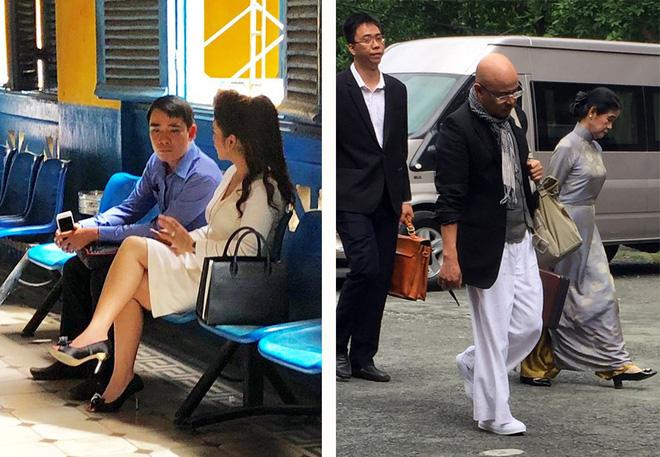 Vợ chồng ông chủ cà phê Trung Nguyên ra tòa ly hôn ngày sát Tết - Ảnh 3.