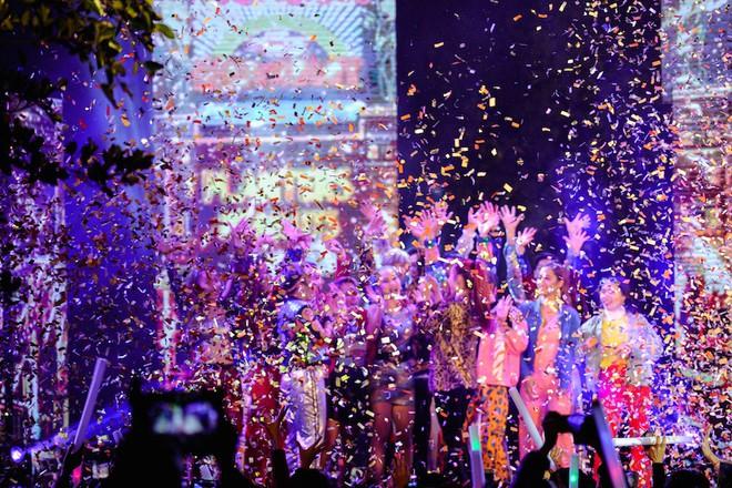 Ecopark Countdown 2019: Đại nhạc tiệc hoành tráng của người Eco - Ảnh 9.