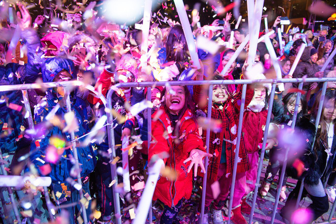 Ecopark Countdown 2019: Đại nhạc tiệc hoành tráng của người Eco - Ảnh 1.