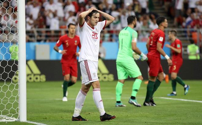 """Vì sao """"Messi của Iran"""" lo lắng khi đối mặt Việt Nam?"""