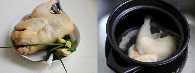 Ngon miệng bổ dưỡng món canh gà hầm rau củ - Ảnh 1.