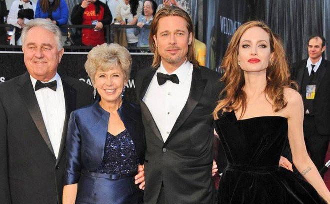 Tức giận vì Angelina Jolie hủy hoại cuộc đời con trai, mẹ Brad Pitt muốn gặp con dâu cũ để đối chất