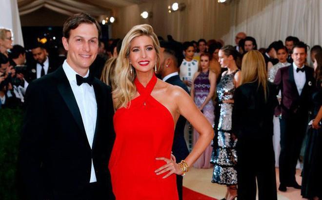 Sở hữu khối tài sản 1,1 tỷ USD, vợ chồng ái nữ của Tổng thống Trump tiêu tiền như thế nào?