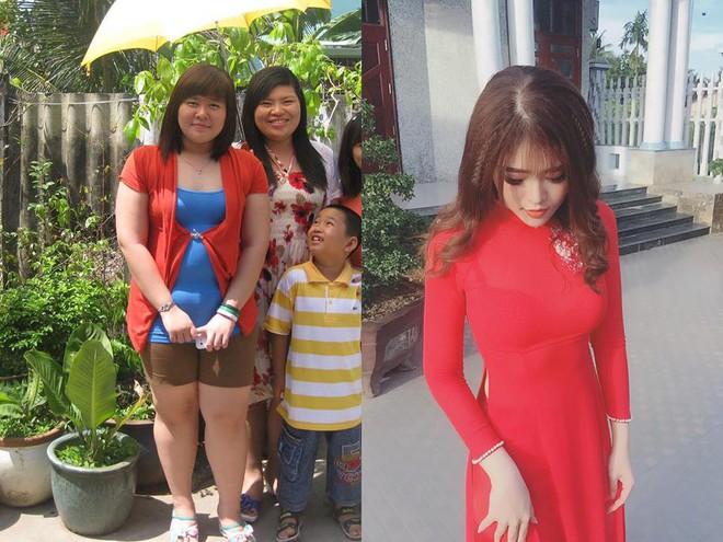 Tỏ tình bị từ chối vì nặng đến một tạ, thiếu nữ debut một cú cực mạnh nhờ giảm 42kg - Ảnh 1.