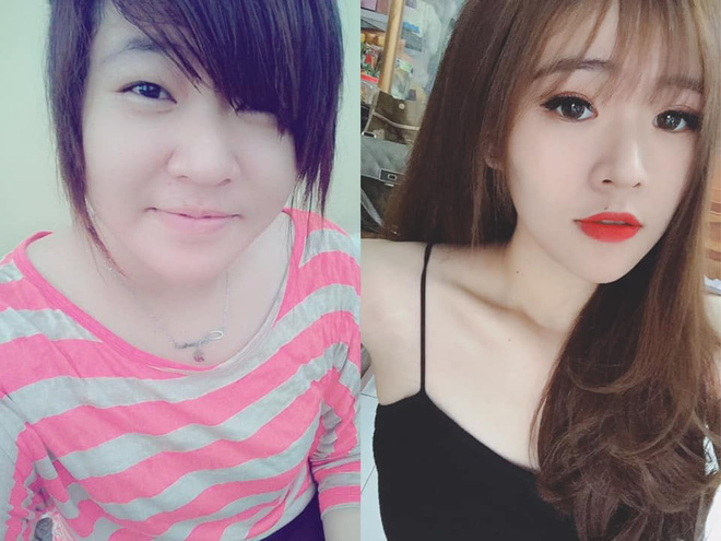 Tỏ tình bị từ chối vì nặng đến một tạ, thiếu nữ debut một cú cực mạnh nhờ giảm 42kg - Ảnh 2.