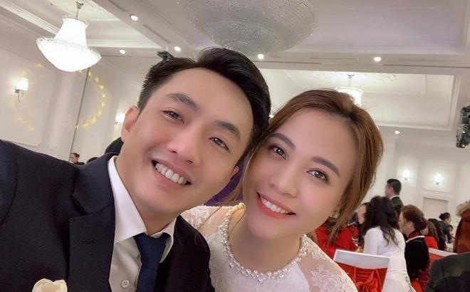 Đàm Thu Trang không phải mỹ nhân đẹp nhất nhưng là cô dâu đầu tiên của Cường Đô La