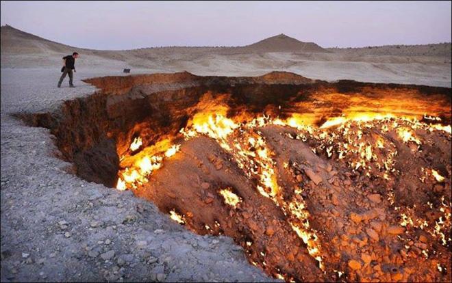 Chùm ảnh: Những mảnh đất đẹp không tưởng khiến bạn ngỡ như đang lạc vào thế giới khác - Ảnh 2.