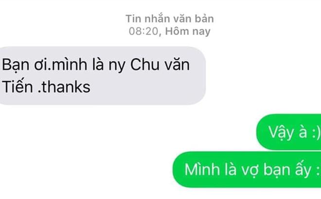 Tin nhắn qua lại của 2 người đàn bà về mối quan hệ với 1 người đàn ông khiến hội chị em xôn xao