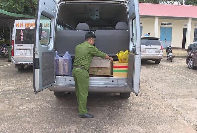 Liên tiếp phát hiện các vụ mua bán động vật hoang dã - Ảnh 1.