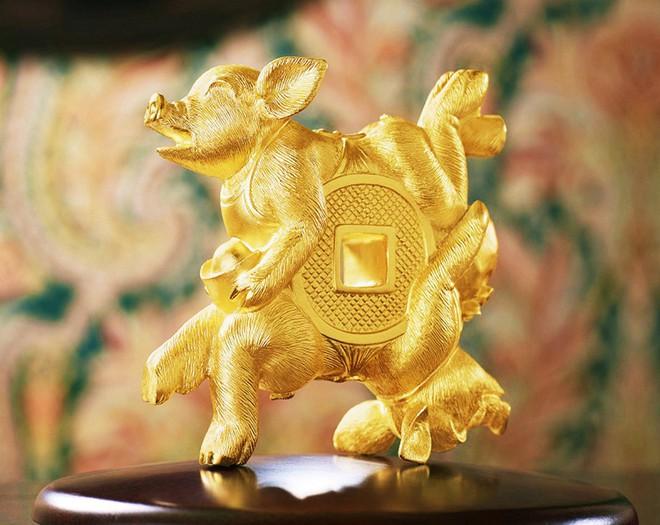 Tượng heo vàng giá hàng trăm triệu đồng được người Sài Gòn săn lùng để chơi Tết Kỷ Hợi 2019 - Ảnh 13.