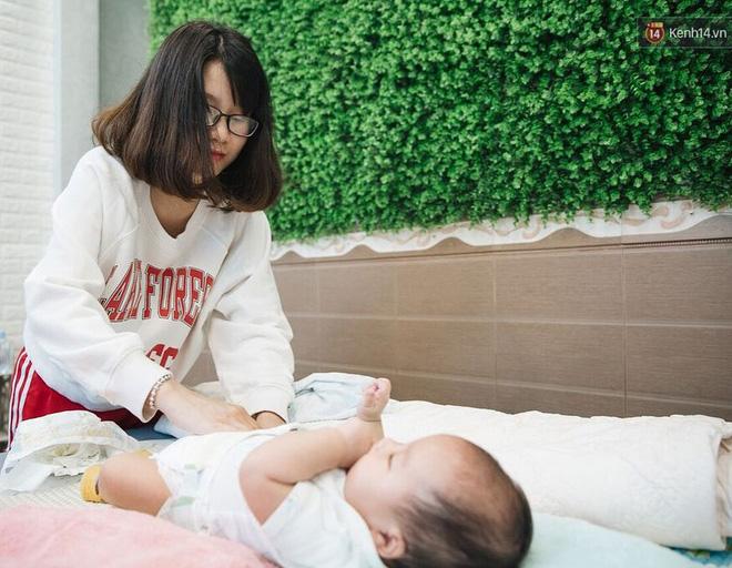 Nhìn lại hành trình đi đẻ và chăm con đầu lòng của Thanh Trần: Lầy lội là từ khoá xuyên suốt! - Ảnh 5.