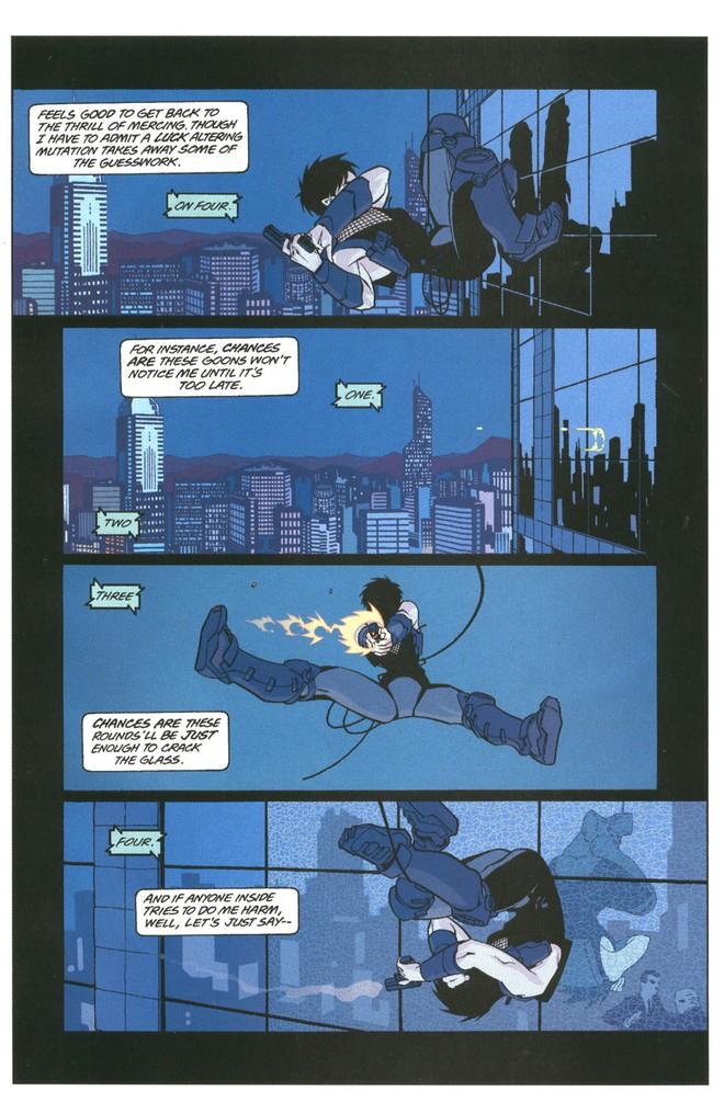 Giải mã năng lực may mắn độc nhất vô nhị của cô nàng Domino trong Deadpool 2 - Ảnh 5.