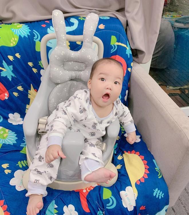 Nhìn lại hành trình đi đẻ và chăm con đầu lòng của Thanh Trần: Lầy lội là từ khoá xuyên suốt! - Ảnh 7.