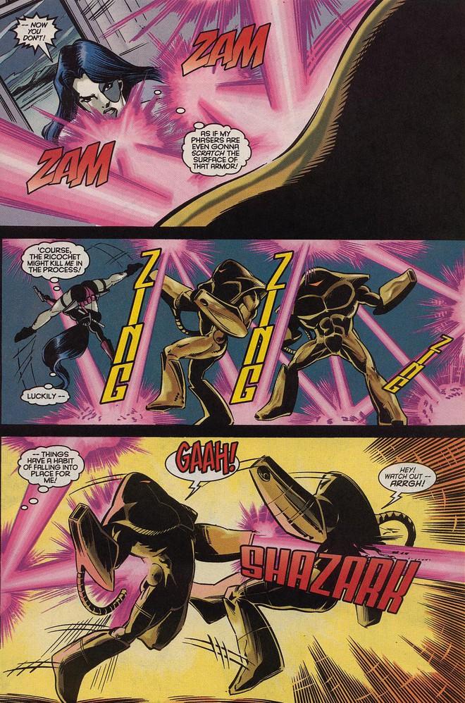 Giải mã năng lực may mắn độc nhất vô nhị của cô nàng Domino trong Deadpool 2 - Ảnh 9.
