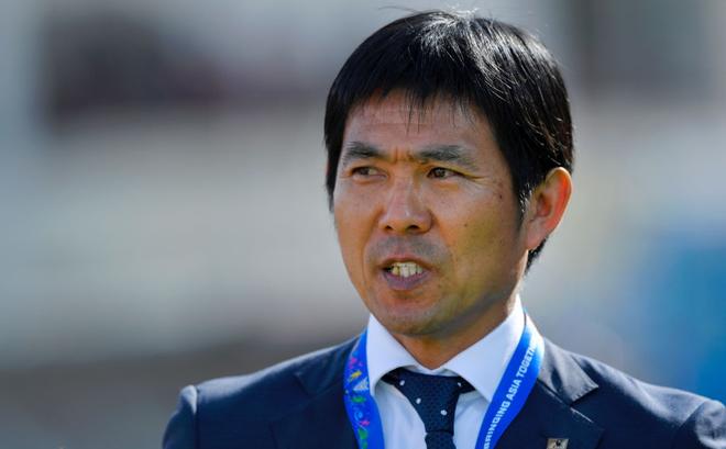 """HLV Nhật Bản: """"Tôi giữ quân để đối đầu với Việt Nam, bởi HLV Park Hang-seo rất giỏi"""""""