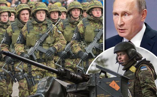 """Trước ý kiến """"Estonia cần thủ sẵn đòn đánh vỡ mũi dành cho Nga"""", quan chức Nga phản ứng ra sao?"""